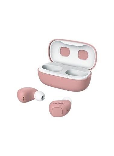 Trust Trust Nika Compact Pembe Bluetooth True Wireless Kulak ıçi Kulaklık Renkli